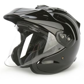 Arai Helmets Diamond Black CT-Z Helmet  - CT-Z