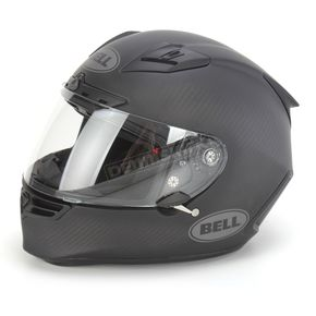 Bell Helmets Matte Black Star Carbon Helmet - Convertible To Snow - 7000095