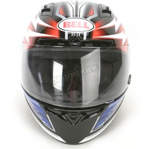 Bell Vortex Patriot Helmet - Convertible To Snow - 7000378