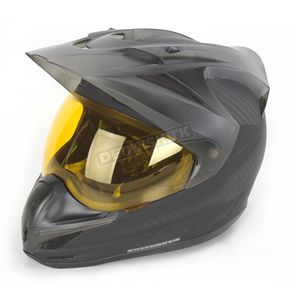 Icon Carbon Ghost Variant Helmet - 0101-6690