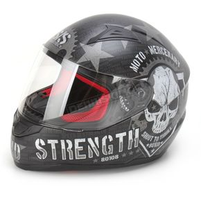 Speed and Strength Moto Mercenary SS1100 Helmet - 87-6438