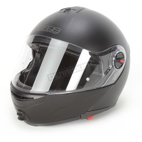 Speed and Strength Matte Black Lock and Load SS1700 Modular Helmet - 87-6461