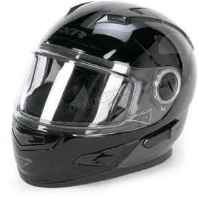 FXR Racing Charcoal/Black Nitro Helmet - 14432