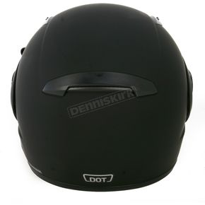 HJC Matte Black CL-MAXIIBTSN Modular Helmet w/Electric Shield - 59-24289T
