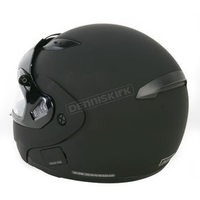 HJC Matte Black CL-MAXIIBTSN Modular Helmet w/Electric Shield - 59-24289