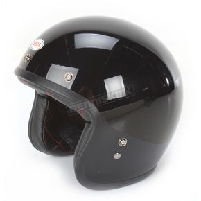 Bell Helmets Gloss Black Custom 500 Helmet - 7049163