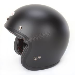 Matte Black Custom 500 Helmet