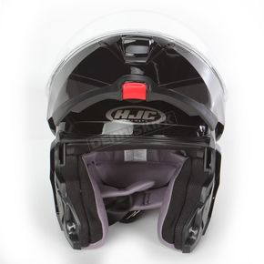 HJC Black/Dark Silver/Silver IS-MAX 2 MC-5 Elemental Helmet w/Dual Lens Shield - 58-13458