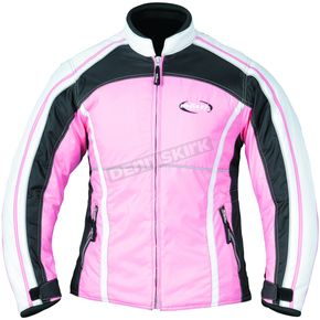 Mossi Youth SnoFox 2 Pink Jacket - MOS306P10