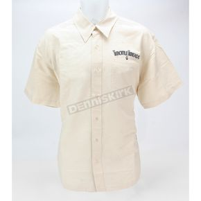 Throttle Threads Cocktailor Shop Shirt - TT113S54IVMR