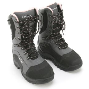 HMK Womens Voyager Gray/Black Boots - VOYAGER