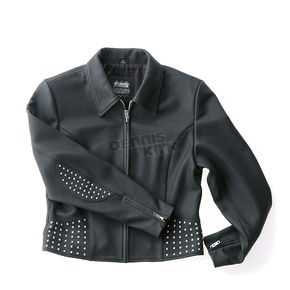 Highway One Womens Cambria Studded Jacket - 671828