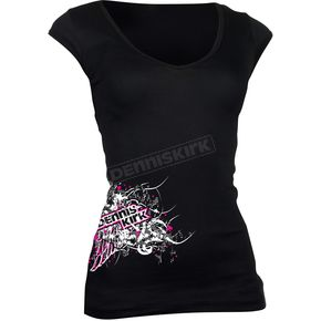Womens Abstract T-Shirt