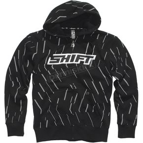 Shift Broken Pin Zip Hoody - 45042-001-L