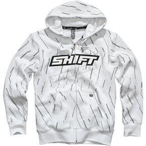 Shift Broken Pin Zip Hoody - 45042