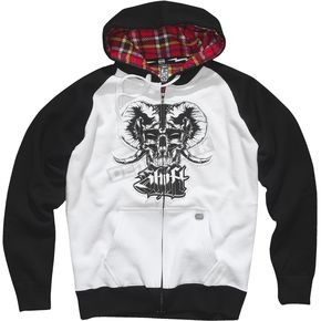 Shift Skull Zip Hoody - 45007-018-L