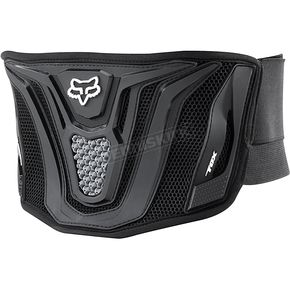Fox Black Belt Kidney Belt - 07036-014-OS