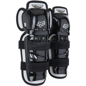 Fox Kids Titan Sport Knee/Shin Guards - 08061-464