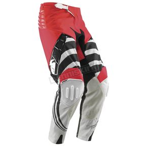 Thor Red/Black Flux Hypnotic Pants - 2901-2938