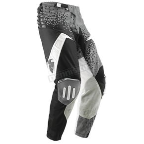 Thor Black/White Flux Erosion Pants - 2901-2943