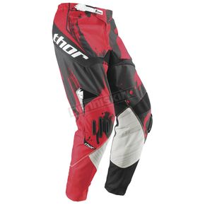 Thor Red/Black Acryic Core Pants - 2901-2985