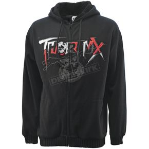 Thor Legend Black Zip Hoody - 30501213