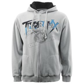 Thor Legend Gray Zip Hoody - 30501218