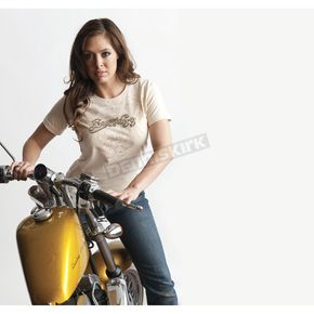Easyriders Roadware Women's Monarchy T-Shirt - 2160S