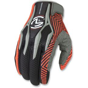 Moose Red XCR Gloves - 33302102