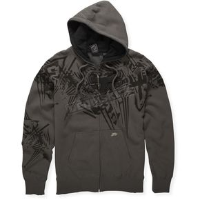 Fox Soho Zip Hoody - 45015-028