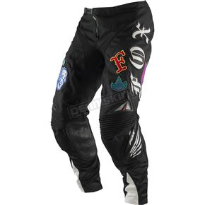 Fox Platinum Graphic Steel Faith Pants - 04281-001-28
