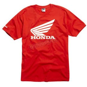 Fox Red Honda T-Shirt - 49854-003-L