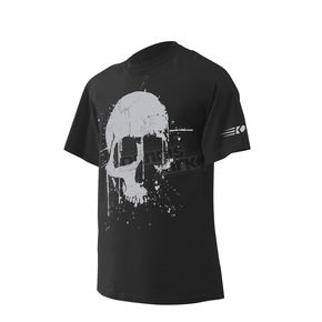 Black Road Skull T-Shirt