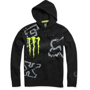 Fox Black Downfall Monster Replica Zip Hoody - 45230-001