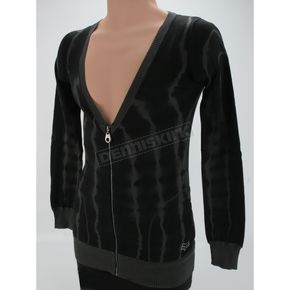 Fox Womens Black Spring Street Cardigan - 56226-001