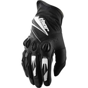 Thor Black Insulator Gloves - 3330-2306