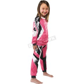 Thor Youth Spiral Pink Pajamas - 30700586