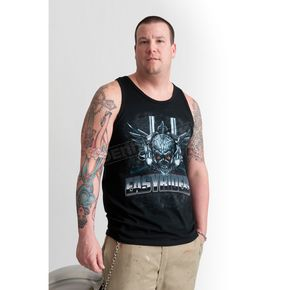 Easyriders Roadware Stick To Your Guns Tank Top - 6026M