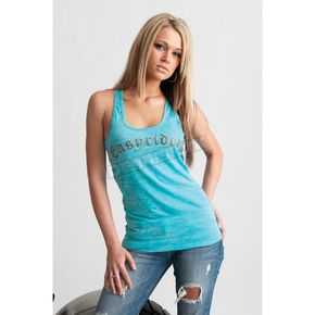 Easyriders Roadware Womens Fire & Ice Tank Top - 1088L