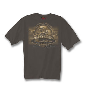 Hot Leathers Tradition T-Shirt - GMS1130XXXL