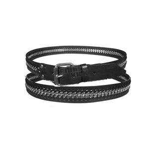 Hot Leathers Chain Weave Belt - BLA1026XL