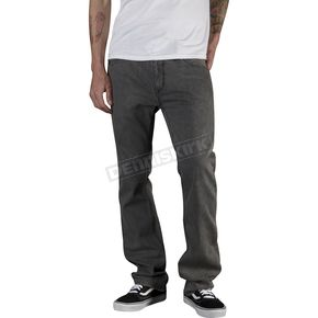 Fox Gray Vintage Throttle Jeans - 43031-447-33