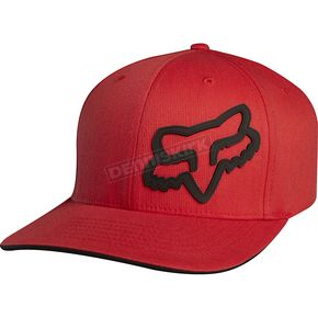 Fox Red Signature Flex-Fit Hat - 68073-003