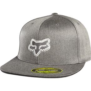 Fox Charcoal Premiere Flexfit Hat - 68089-028