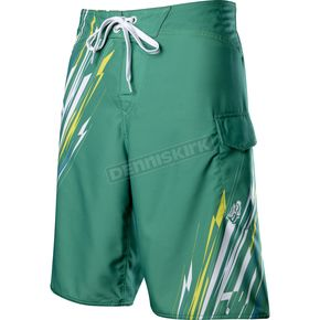 Fox Green Showdown Boardshorts - 41006-004-28