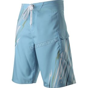 Fox Electric Blue Showdown Boardshorts - 41006-029-29
