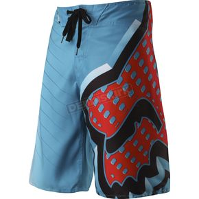 Fox Youth Blue Delerium Boardshorts - 41018-002