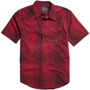 Fox Red Hey Dude Shirt - 44242-003