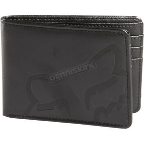 Fox Black Core Bi-Fold Wallet - 59420-001-NS