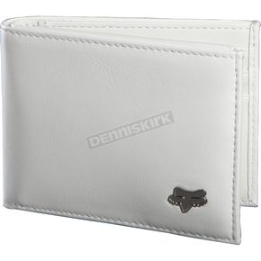 Fox Leather Bi-Fold Wallet - 16016-008-NS